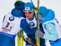 Украинские биатлонистки заняли первые места на контрольной индивидуальной гонке