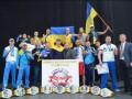 Сборная Украины по кикбоксингу завоевала 29 наград на чемпионате мира