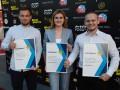 Победители конкурса эмблем для ХК Мариуполь получили 50 000, 25 000 и 15 000 грн