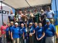 Украина завоевала подиум в женской гонке VR Women ITT