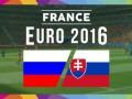 Россия - Словакия: Где смотреть матч Евро-2016