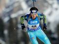 Пидгрушная попала в топ-15 гонки преследования на чемпионате мира