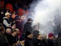 Фанаты Кристал Пэлас устроили драку на матче с Брайтоном