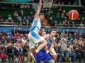 Сборная Украины по баскетболу возглавила отборочную группу на ЧМ-2019