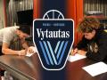 Братья Лонзо Болла подписали контракты с литовским клубом
