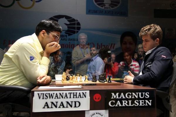 Карлсен сменил Ананда на троне шахматного короля