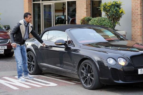 Нани и его машина