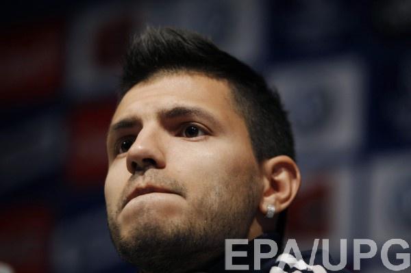 Серхио Агуэро больше не будет играть за сборную Аргентины