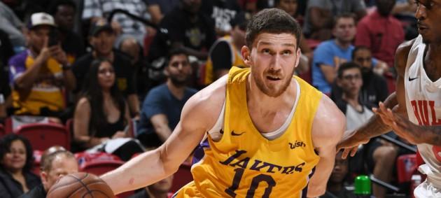 Михайлюк в НБА: что ждет украинца в Лейкерс в этом сезоне