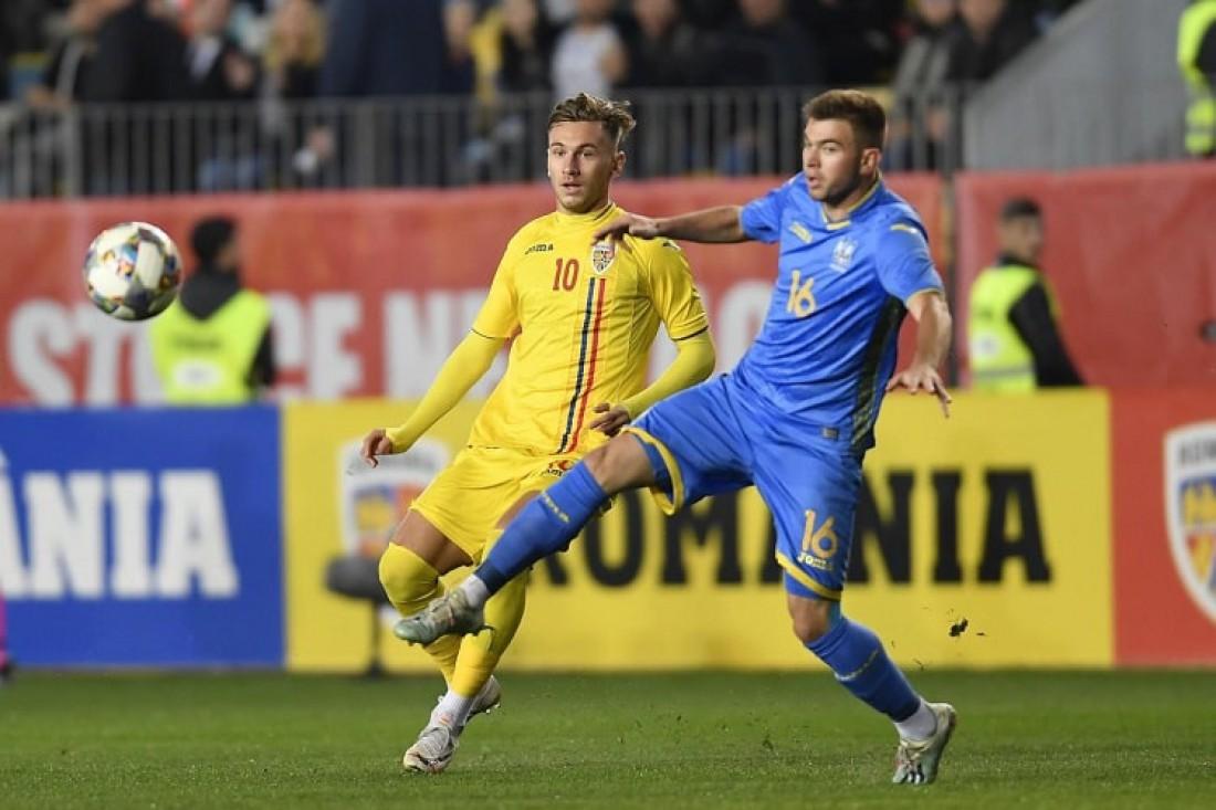 Румыния U-21 - Украина U-21: видео обзор матча