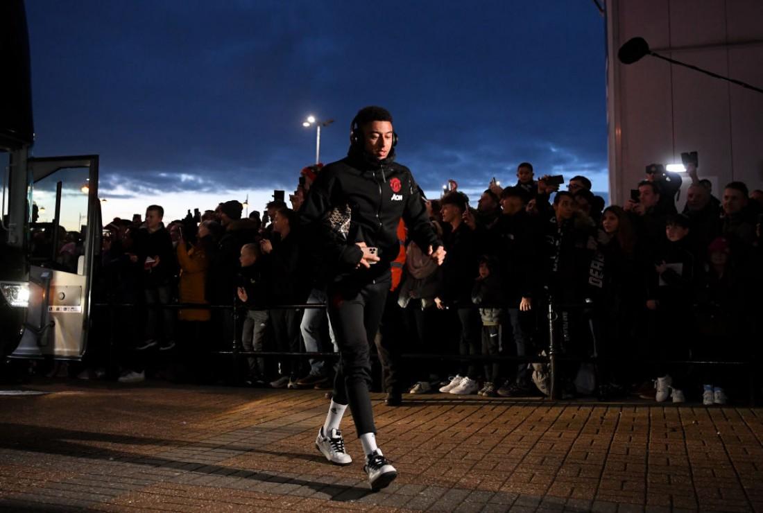 Джесси Лингард подвергся критике после матча с Дерби