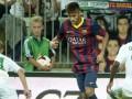 Бразилец Неймар дебютировал за Барселону (ВИДЕО)