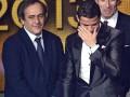 Представитель UEFA: Между Платини и Роналду нет никакого конфликта