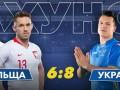 Коноплянка и Зинченко обыграли сборную Польши в FIFA 20