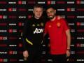 Фернандеш присоединился к Манчестер Юнайтед
