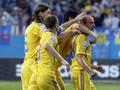 Назаренко вошел в тройку лучших бомбардиров сборной Украины