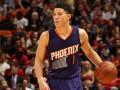 Букер намерен выйти в Финиксом в плей-офф НБА