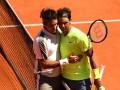 Надаль - Федерер: обзор полуфинального матча Ролан Гаррос