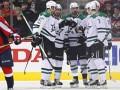 НХЛ: Вашингтон проиграл Далласу, Рейнджерс обыграл Тампу