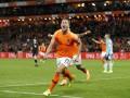 Нидерланды вырвали победу у Северной Ирландии в концовке матча