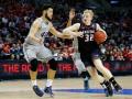 Богдан Близнюк помог своей команде одержать победу в Матче звезд NCAA