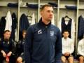 Шевченко объявил список игроков, которые отправятся на матч с Португалией