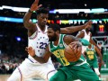 НБА: Филадельфия сильнее Бостона, Нью-Йорк уступил Милуоки