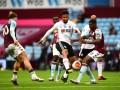 Астон Вилла и Шеффилд Юнайтед сыграли вничью в первом матче после возобновления АПЛ