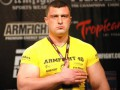 Украинец стал чемпионом мира по армрестлингу