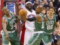 NBA: Бостон бит в Канаде, Лейкерс побеждают в Калифорнии