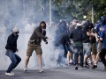 Фанаты Лацио напали на автобус с игроками возле клубной базы