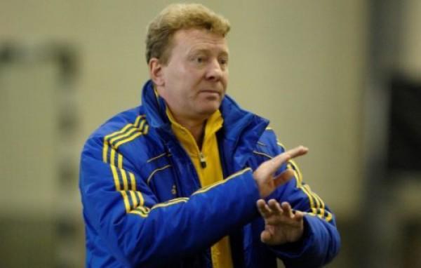Олег Кузнецво считает вопрос об отставке Блохина некорректным