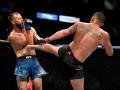 Петтис - Серроне: полное видео боя на турнире UFC 249