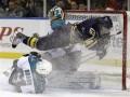 NHL: Баффало разгромил Сан-Хосе, Бостон расправился с Островитянами