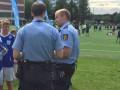 Российские футболисты избили норвежцев на юношеском турнире