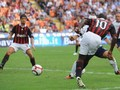 Милан - Болонья - 1:0