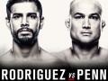 Пенн – Родригез: Промо видео главного боя UFC Fight Night 103