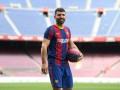 Стало известно, когда Агуэро может дебютировать за Барселону