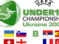 Евро-2009 (U-19): Сербия и Франция выходят в полуфинал