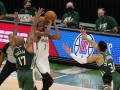 Плей-офф НБА: Бруклин уступил Милуоки, Юта обыграла Клипперс