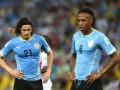 У футболистов сборной Уругвая отобрали 40 килограммов конфет