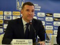 Шевченко: Я полностью сконцентрирован на сборной Украины