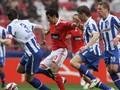 Бенфика (Португалия) - Герта (Германия) - 4:0 (первый матч - 1:1)