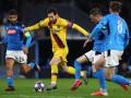 Матч Барселона - Наполи пройдет без зрителей
