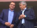 Президент ФФУ смотрел матч сборной Украины в компании Луческу