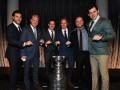 Игрокам Питтсбурга вручили перстни из 400 бриллиантов за победу в Кубке Стэнли