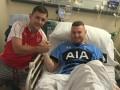 Болельщик Арсенала отдал свою почку фанату Тоттенхэма