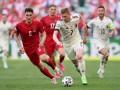Бельгия одержала волевую победу над Данией
