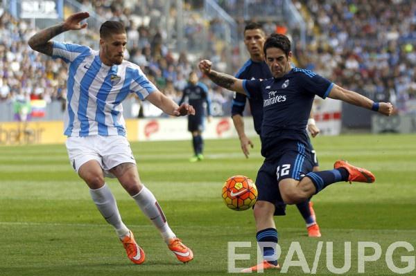 Дубль Рамоса принес «Реалу» 3 очка