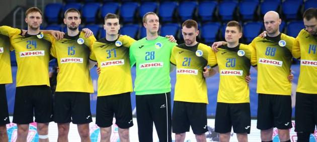 Сборная Украины по гандболу отобралась на Евро-2022